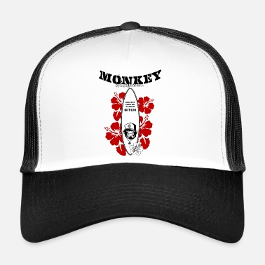 Bike Monkey Businez Surfer 2 - Trucker Cap