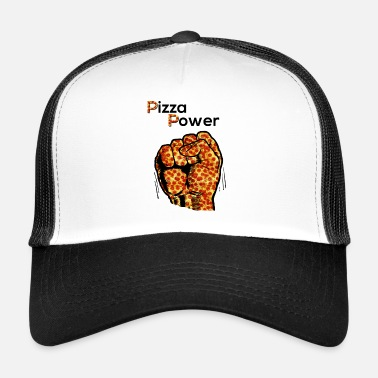 Pizza Pizza Power - Trucker Cap