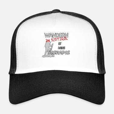 Bozen Funny hiking design for South Tyrolean - Trucker Cap