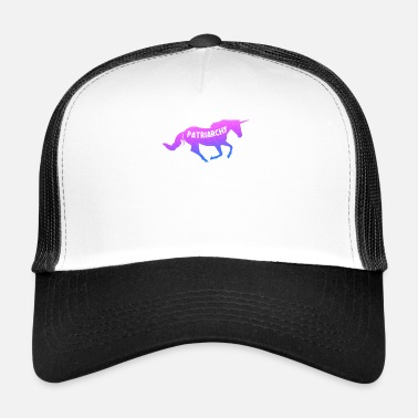 Movement Women's Movement unicorn gelijkheid - Trucker Cap