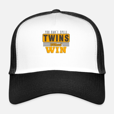 Twins Twins - Twins - Design - Trucker Cap