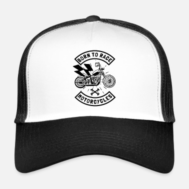 Motards Motard, motard, motard - Trucker Cap