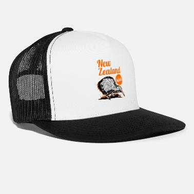 Giftidea New Zealand Kiwi Animal Giftidea - Trucker Cap