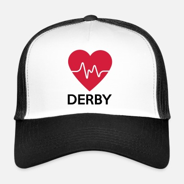 Derby heart Derby - Trucker Cap