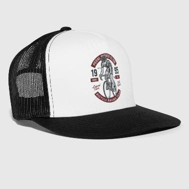 Bicycle Racing Team2 fiets racer Kerstmis - Trucker Cap