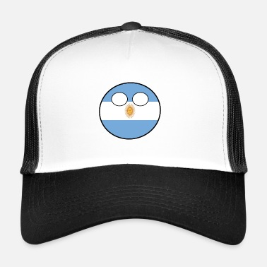 Country Country bal Country bal Country geboorteland Argentinië - Trucker Cap