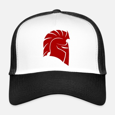 Greece Spartan design - Trucker Cap
