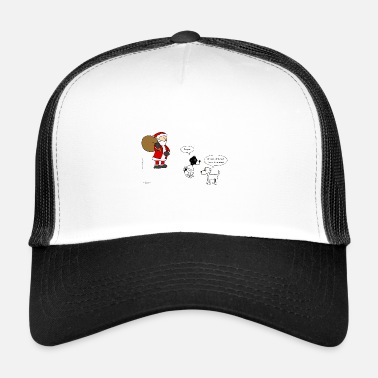 Burglar Burglar on Christmas Eve - Trucker Cap