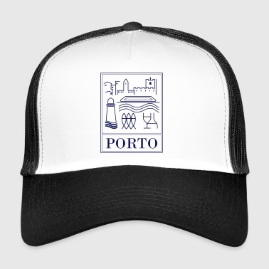 Porto collection - Trucker Cap