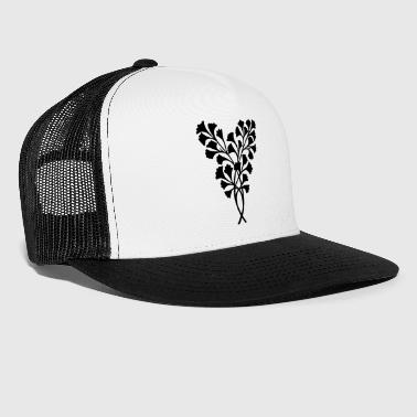 löv dekoration - Trucker Cap