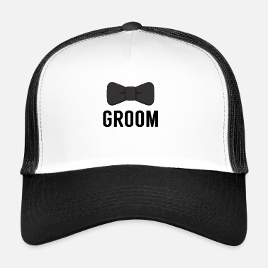 Groom JGA / Bachelor: Groom - Groom - Trucker Cap