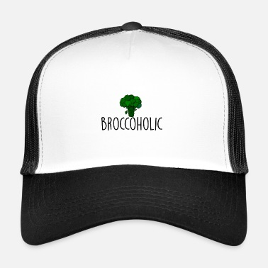 Brocoli Broccoholic Broccoli - Trucker Cap