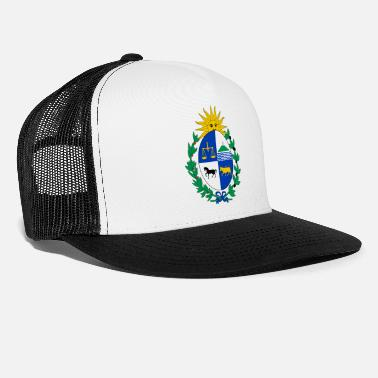 Wappen Coat of arms of Uruguay - Trucker Cap
