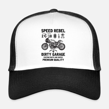 Lippu SPEED REBELL - Trucker Cap