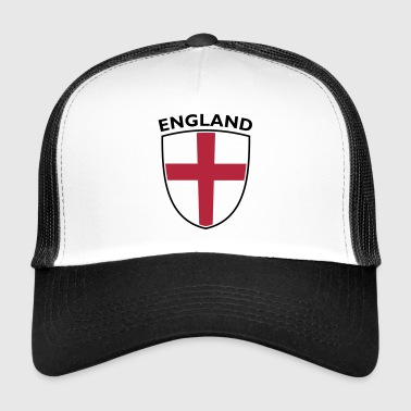 Ultras SHIELD ENGLAND - Trucker Cap
