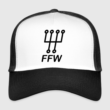 Fast forward - Trucker Cap