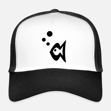 Mascotte fish - Trucker Cap
