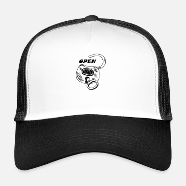 Open Source cadenas OPEN - Trucker Cap