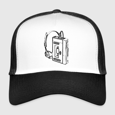 Walkman walkman - Trucker Cap