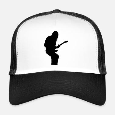 Guitar Player The Guitar Player! - Trucker Cap