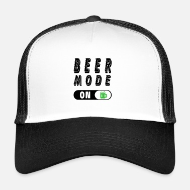 Mode Techn Mode Beer Mode sur - Trucker Cap