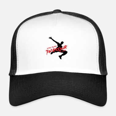 Freerunning Freerun to work! - Trucker Cap