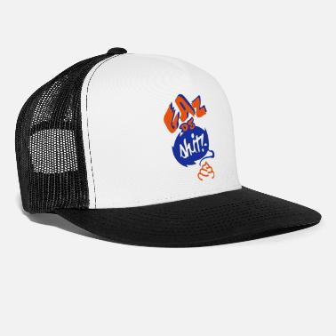 Gas Shit GAS - Trucker cap
