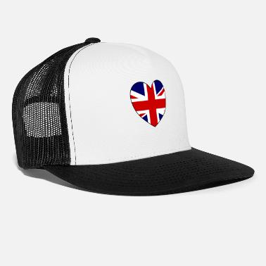 Gb GB Heart - Trucker Cap