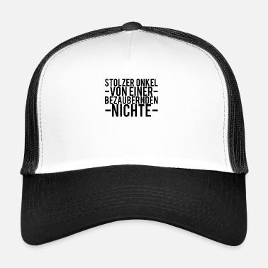 Oncle oncle - Trucker Cap