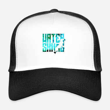 Water Skiing Water Ski Water Ski - Trucker Cap