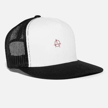 anarchia - Cappello trucker