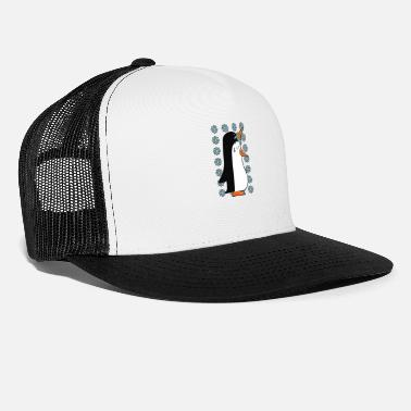 Antarctica Penguin from Antarctica - Trucker Cap