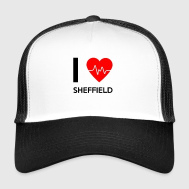 Kocham Sheffield - Kocham Sheffield - Trucker Cap