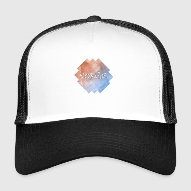 Norway Norge - Norway - Trucker Cap