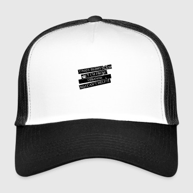 Motive for cities and countries - LEBANON - Trucker Cap