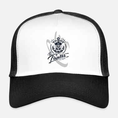 West Coast The Pirates Los Angeles - Trucker Cap