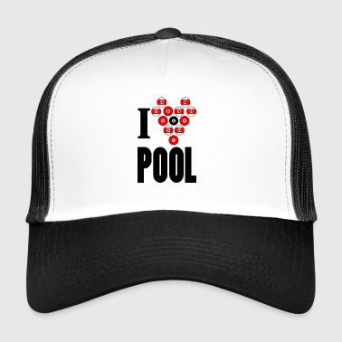 pool - Trucker Cap