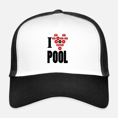 Pool pool - Trucker Cap
