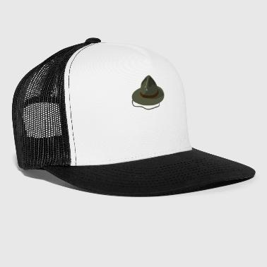 Scout Hut - Trucker Cap