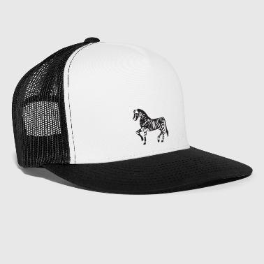 Illustration Zebra - Trucker Cap