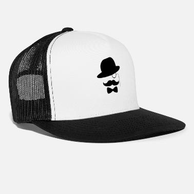 Sir gangster sir sir de gangster - Casquette trucker