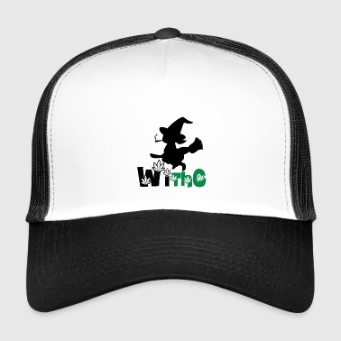 Withc - Trucker Cap