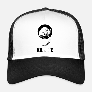 Rattaat Karate Rat - Trucker Cap