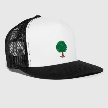 Illustration arbre - Trucker Cap