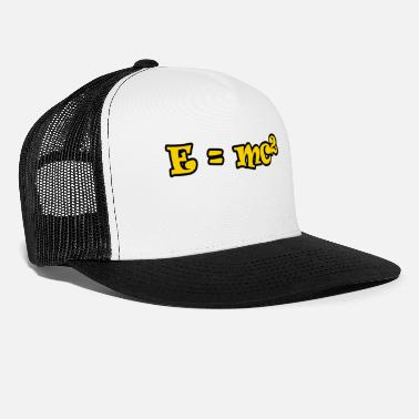 Mc E = mc² - Trucker Cap