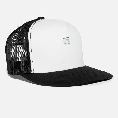 Windows Correggi Windows - Cappello trucker