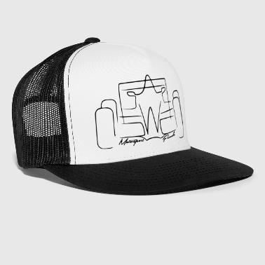 Les amateurs de sport automobile - Trucker Cap