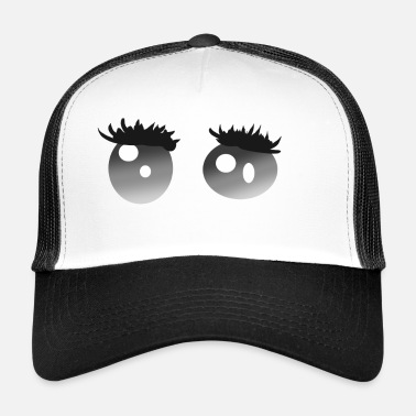 Googly Eyes googly eyes - Trucker Cap