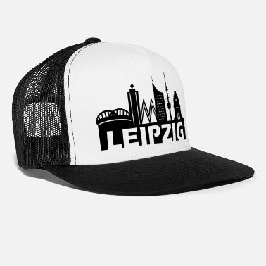 Trade Fair Leipzig skyline - Trucker Cap
