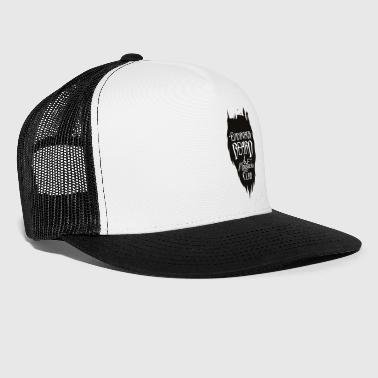 Black EBMC - Trucker Cap